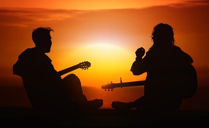 đức ngộ không hát với những người bạn và hạnh phúc giản đơn